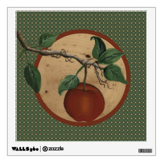 Orchard Apple Wall Decal