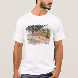 Orchard at St. Cheron, 1893 (oil on canvas) T-Shirt