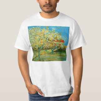 Orchard by Vincent van Gogh T-Shirt