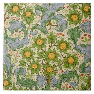 Orchard, Dearle, 1899 Ceramic Tile