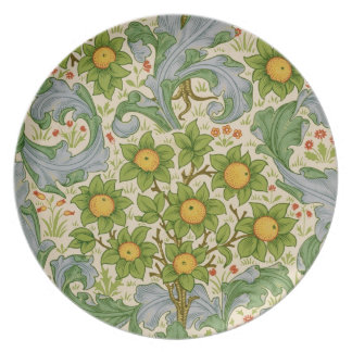 Orchard, Dearle, 1899 Dinner Plate