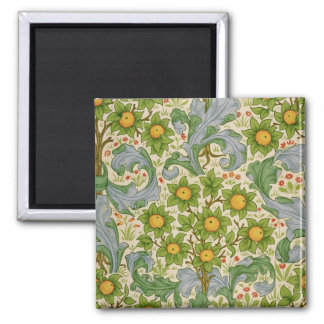 Orchard, Dearle, 1899 2 Inch Square Magnet