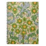 Orchard, Dearle, 1899 Spiral Notebook