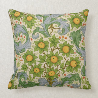 Orchard, Dearle, 1899 Throw Pillow