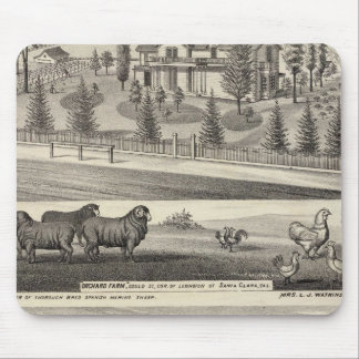 Orchard Farm, Somerville Lodge Mouse Pad
