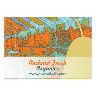 Orchard Fresh Organics Business Card