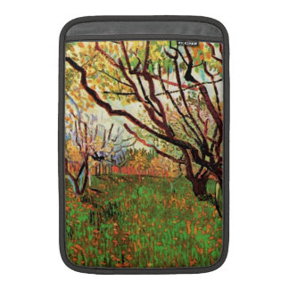 Orchard in Blossom by Vincent van Gogh. MacBook Air Sleeve