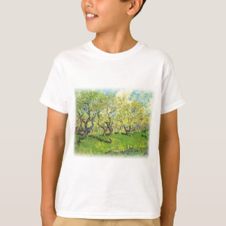 Orchard in Blossom Van Gogh copy T-Shirt