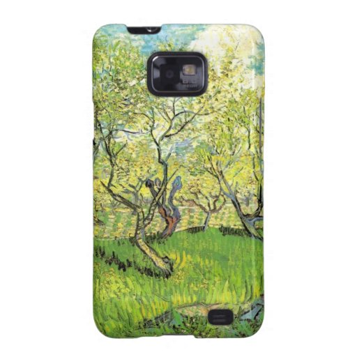 Orchard in Blossom, Vincent van Gogh Galaxy SII Cases