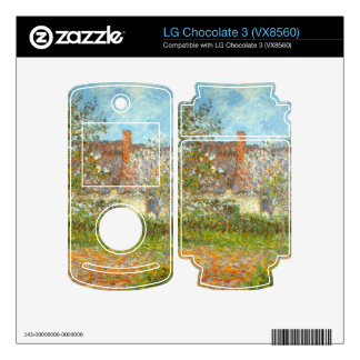 Orchard in Spring by Gustave Loiseau Skin For LG Chocolate 3