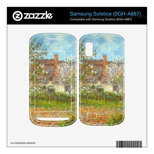Orchard in Spring by Gustave Loiseau Samsung Solstice Skin