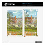 Orchard in Spring by Gustave Loiseau Skins For Motorola Devour