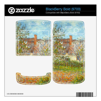 Orchard in Spring by Gustave Loiseau Skins For BlackBerry