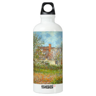 Orchard in Spring by Gustave Loiseau Water Bottle