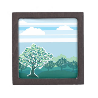 Orchard Jewelry Box