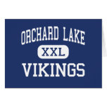 Orchard Lake Vikings Middle West Bloomfield Card