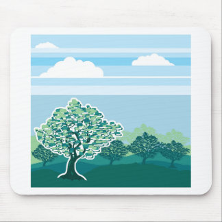 Orchard Mouse Pad