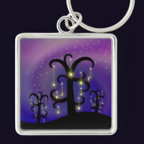 Orchard of Stars Keychain