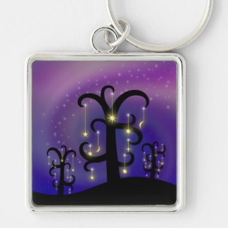Orchard of Stars Keychain