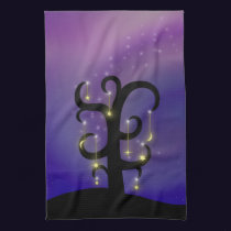 Orchard of Stars Kitchen Towel