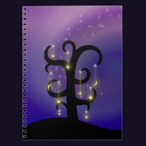 Orchard of Stars Notebook