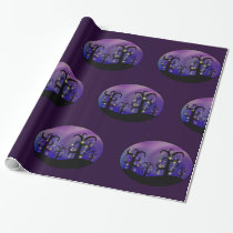Orchard of Stars Wrapping Paper