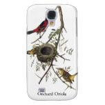 Orchard Oriole - John James Audubon Galaxy S4 Covers