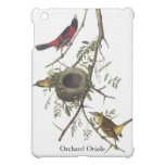 Orchard Oriole - John James Audubon iPad Mini Cases