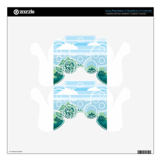 Orchard PS3 Controller Skin