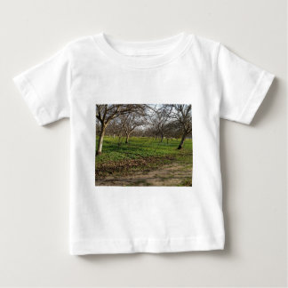 orchard trees landscape baby T-Shirt