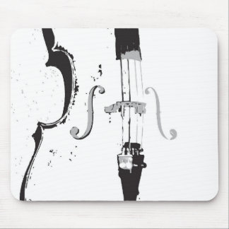 orchestra art design mouse pad