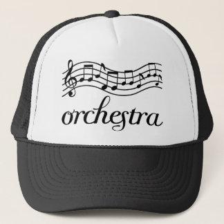 Orchestra Black Staff Trucker Hat