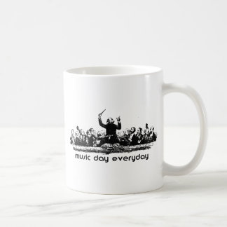 Orchestra design for Music Day! Coffee Mugs