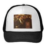 Orchestra of Opera by Degas, Vintage Impressionism Trucker Hat