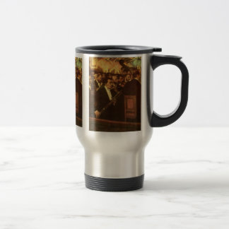 Orchestra of Opera by Degas, Vintage Impressionism Coffee Mugs