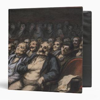 Orchestra Seat, c.1856 Binder