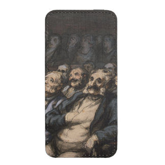 Orchestra Seat, c.1856 iPhone SE/5/5s/5c Pouch