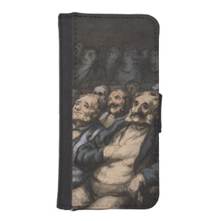 Orchestra Seat, c.1856 iPhone SE/5/5s Wallet Case