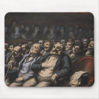 Orchestra Seat, c.1856 Mouse Pad