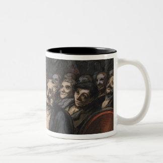 Orchestra Seat, c.1856 Two-Tone Coffee Mug
