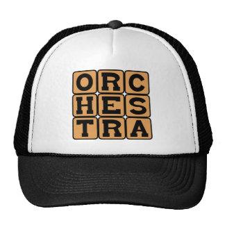 Orchestra, Symphony Musicians Trucker Hat