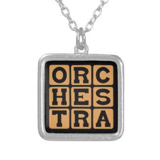 Orchestra, Symphony Musicians Pendants