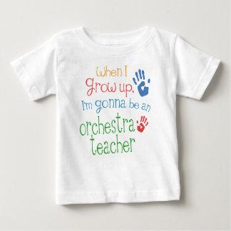 Orchestra Teacher (Future) Infant Baby T-Shirt