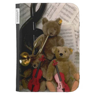 Orchestral bears case for the kindle