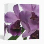 Orchid 1/ Avery Binder Vinyl Binder