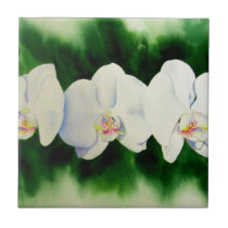 Orchid 3 ceramic tile