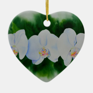Orchid 3 christmas tree ornament for Engagement christmas tree ornaments