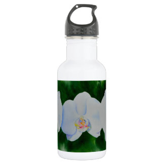 Orchid 3 stainless steel water bottle