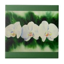 Orchid 3 tile
