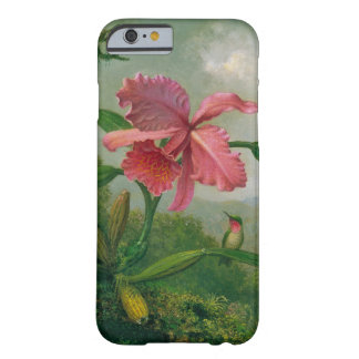Orchid and Hummingbird 1902 Barely There iPhone 6 Case